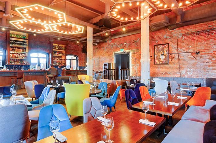 Модный московский клуб Duran Bar, в котором гуляла веселая кампания из «Роснано», находится в самом центре Москвы
