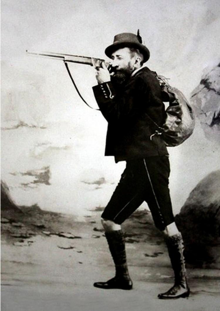Бенедикт Тышкевич был одним из первых фотографов в мире.