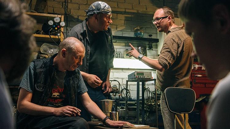 Режиссер Андрей Курейчик уверен, что фильм найдет зрителя.