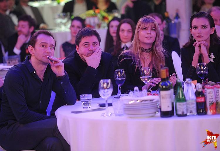 Вчера вечером в Москве, в концертном зале «Известия Hall», прошла церемония награждения премиями Ассоциации продюсеров кино и телевидения
