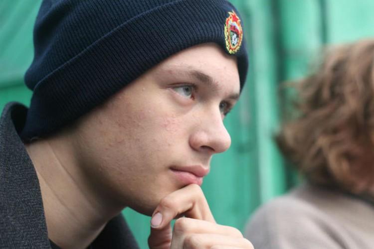 Степан Даценко. Фото: СОЦСЕТИ