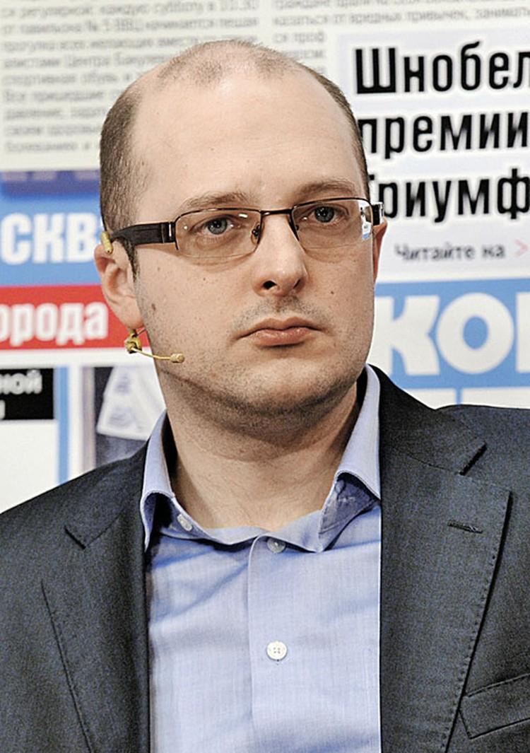 Михаил Ремизов.