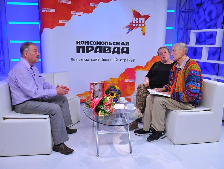 Передачу «Бессмертный полк Евгения Евтушенко» слушайте на Радио «Комсомольская правда» в среду, 22 июня, в 19.00