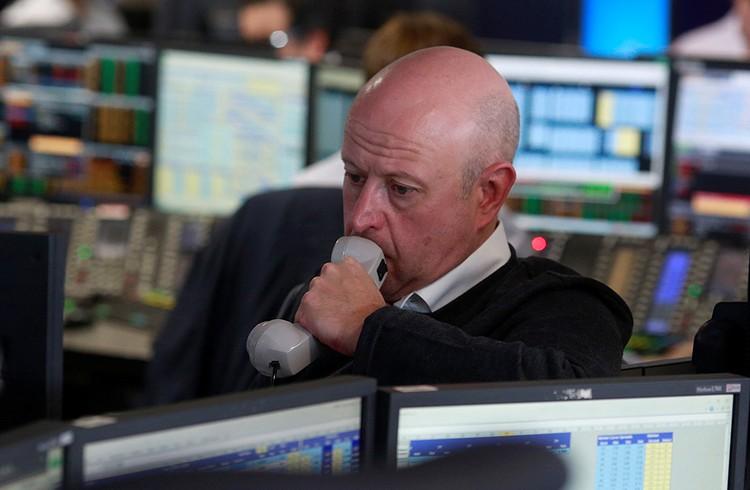 На биржах царит растерянность