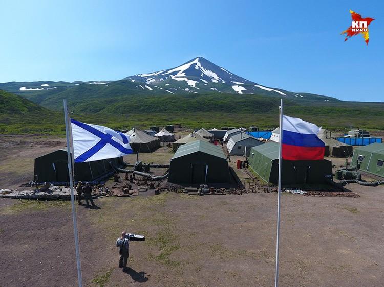 Спецкоры «КП» присоединились к масштабной экспедиции Минобороны и Русского географического общества на Курилах