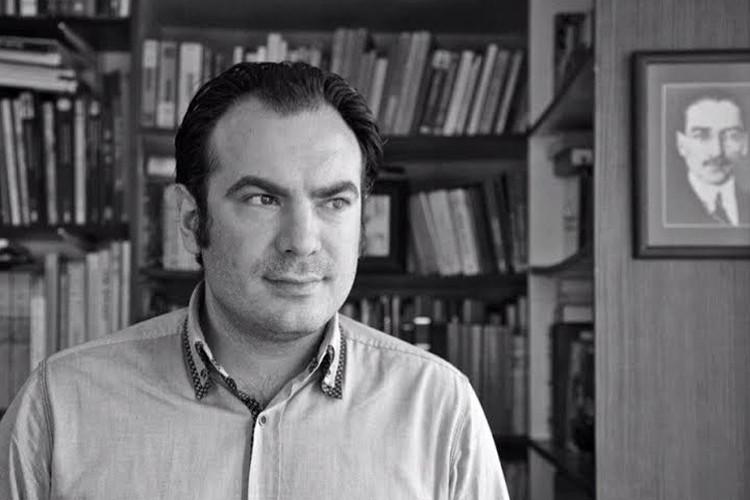 Турецкий политолог и экономист Мехмет Перинчек