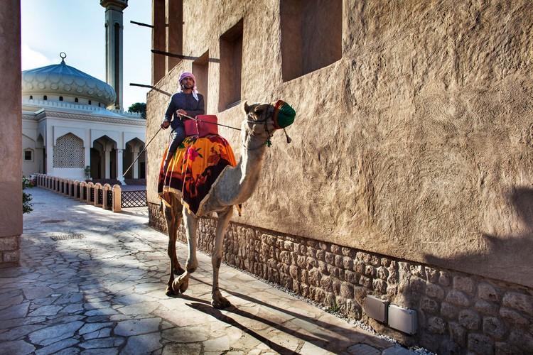 Дубай у туристов ассоциируется в первую очередь с современными отелями и небоскребами. Но есть тут и старый город!