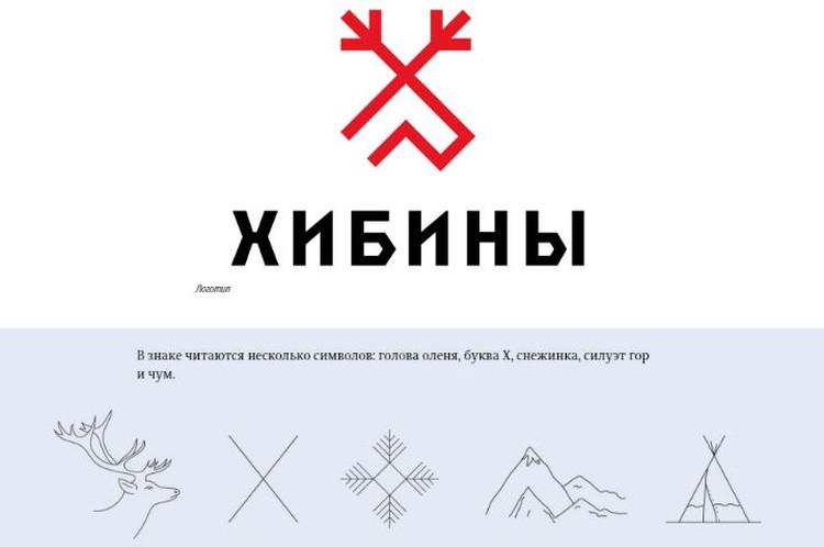 Каждый увидит в логотипе свое: кто снежинку, кто чум. Фото:www.artlebedev.ru