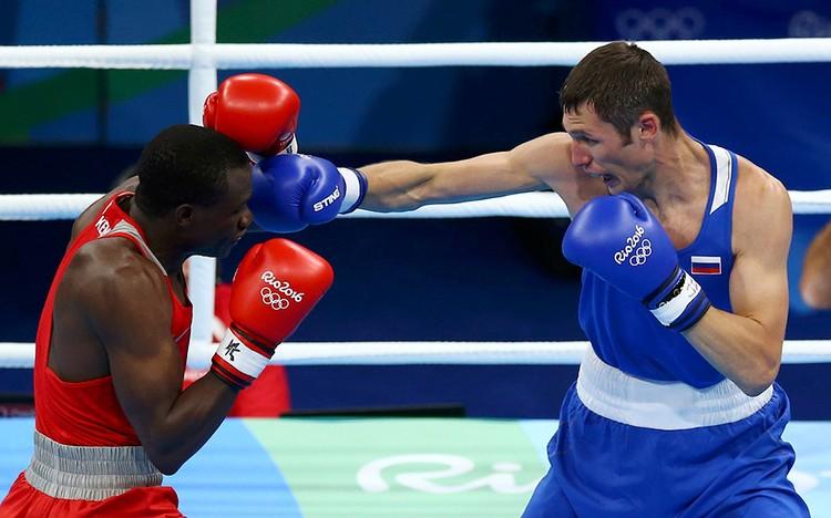 Андрей Замковой был лучшим, но на сегодняшний день ему надо уже заканчивать с боксом