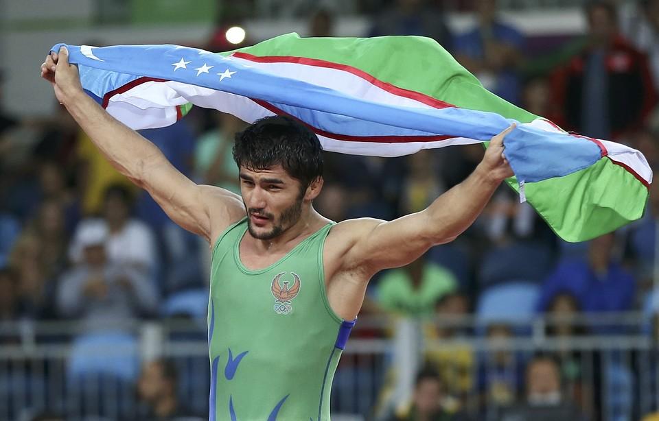 фото у спортсмен узбеки сути