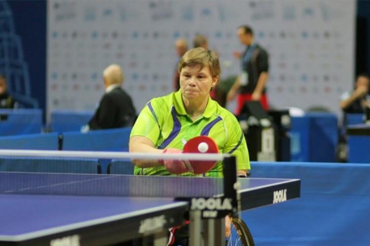 Надежда Пушпашева из Удмуртии также примет участие в соревнованиях в Москве. Фото: с ttfr.ru