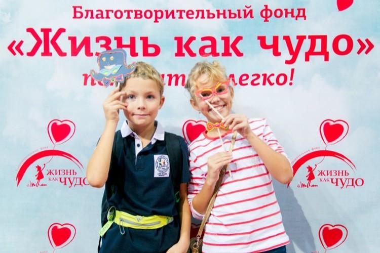 Детей и взрослых ждут развлечения и красочные шоу