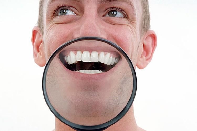 А у вас с зубами все в порядке?