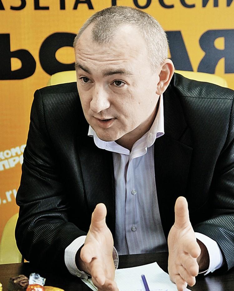 Cтарший следователь-криминалист отдела криминалистики Южного следственного Управления на транспорте СК России Сергей Бойко.