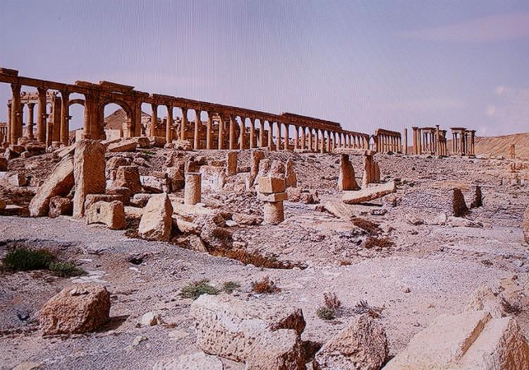 Современная Пальмира