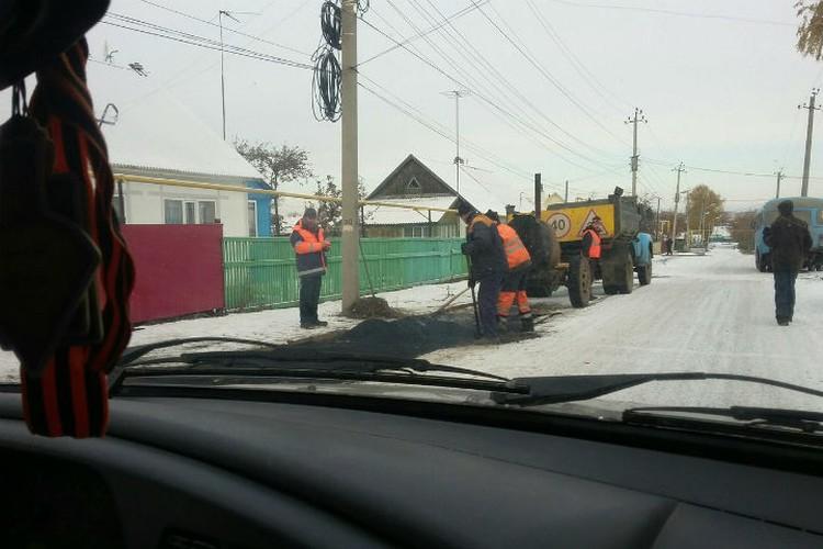 """В Бирске тоже подключились к """"снежному"""" эксперименту"""