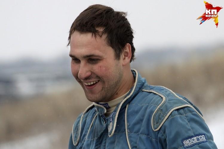 Александр Коструков финишировал вторым.