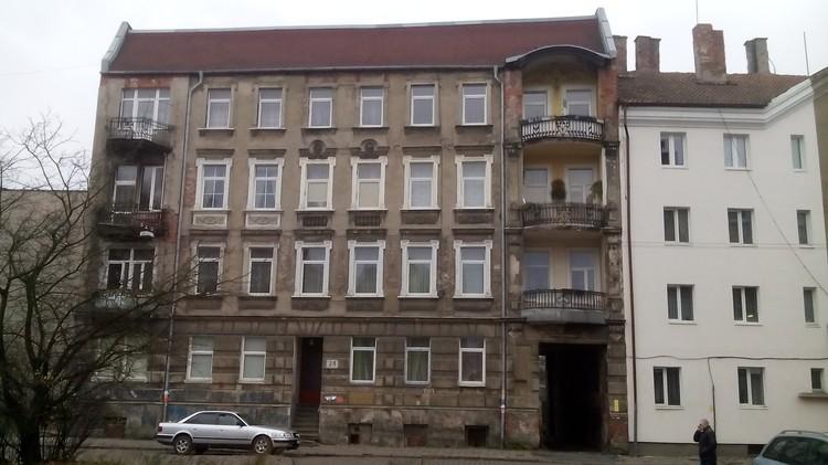 Дом до капитального ремонта в Калининградской области.