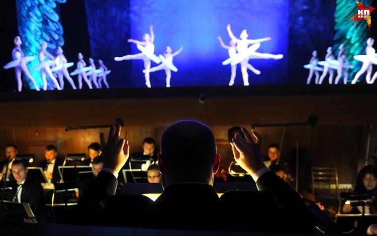 В Музыкальном театре состоялось еще одно «Лебединое озеро»