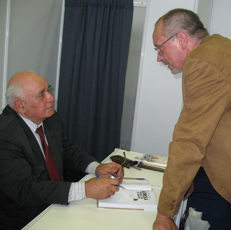 Василий Песков сам работал со своими книгами