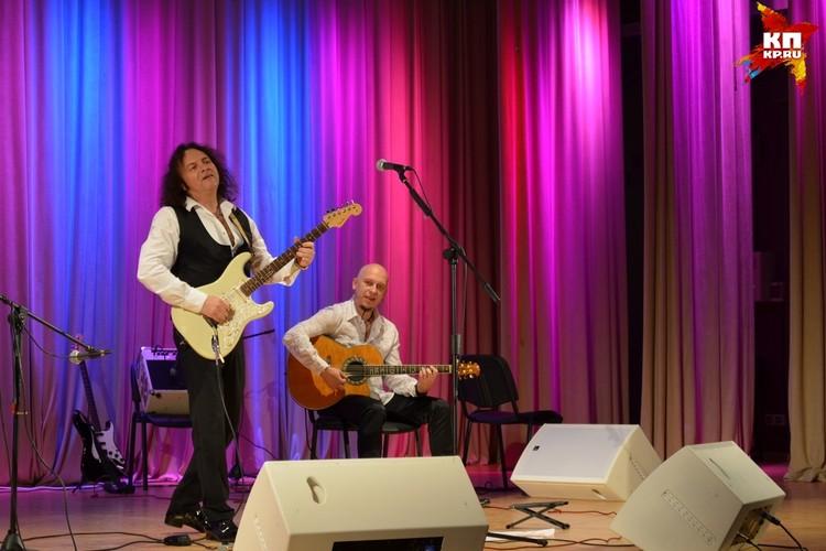 Концерт Виктора Зинчука в Липецке