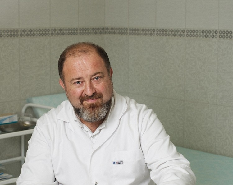 Профессор Анатолий Скальный, вице-президент Института микроэлементов ЮНЕСКО.