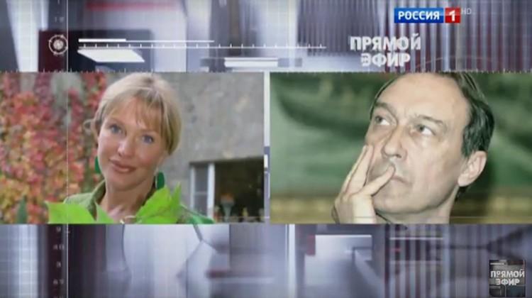 Елена Проклова была влюблена в Олега Янковского еще когда он не был женат. Фото: кадр видео.