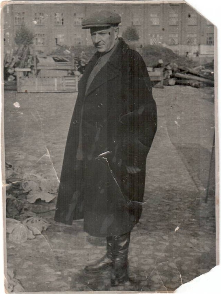 Григорий Мухин. Фото: Из семейного архива Михайловых