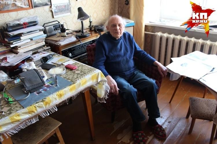 В доме Льва Портного Максим Решетников был частым гостем.