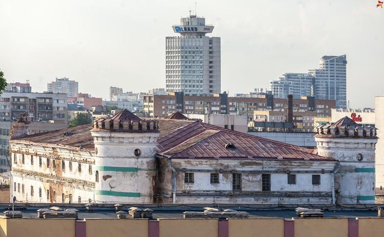 СИЗО №1, или Пищаловский замок - единственное место в Беларуси и в Европе, где приводят в исполнение расстрельные приговоры.