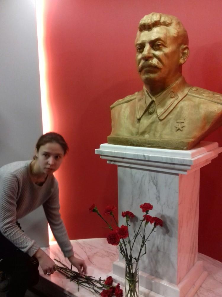 Акция КПРФ в Ярославле.