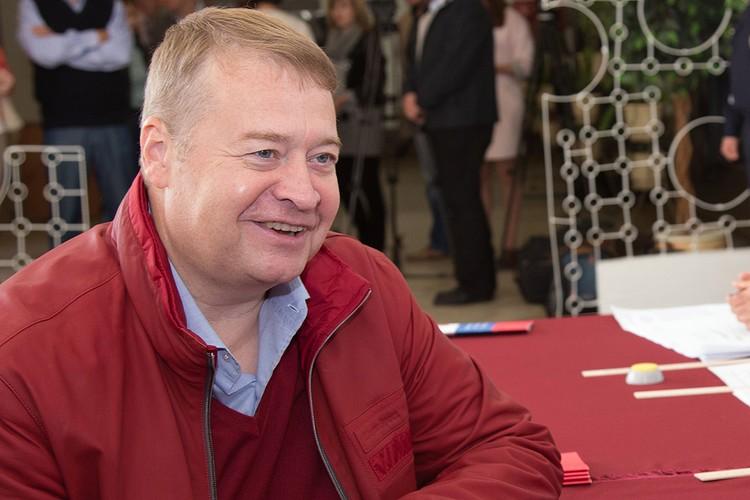 Глава Республики Марий Эл Леонид Маркелов. ФОТО Валерий Кузьминых/ТАСС