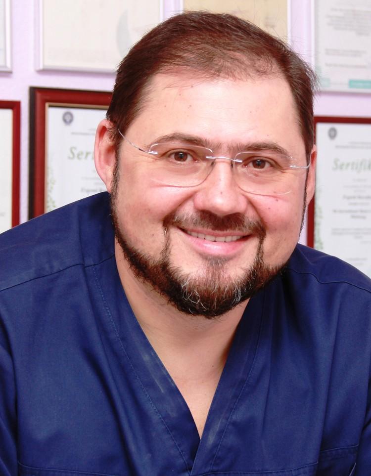 Евгений Бережной - известный хирург, флеболог