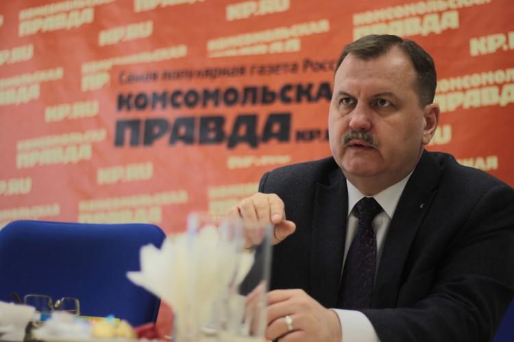 Дмитрий Плынов, главный редактор издательства Ниаландо. Фото: Варвара ПЛЫНОВА