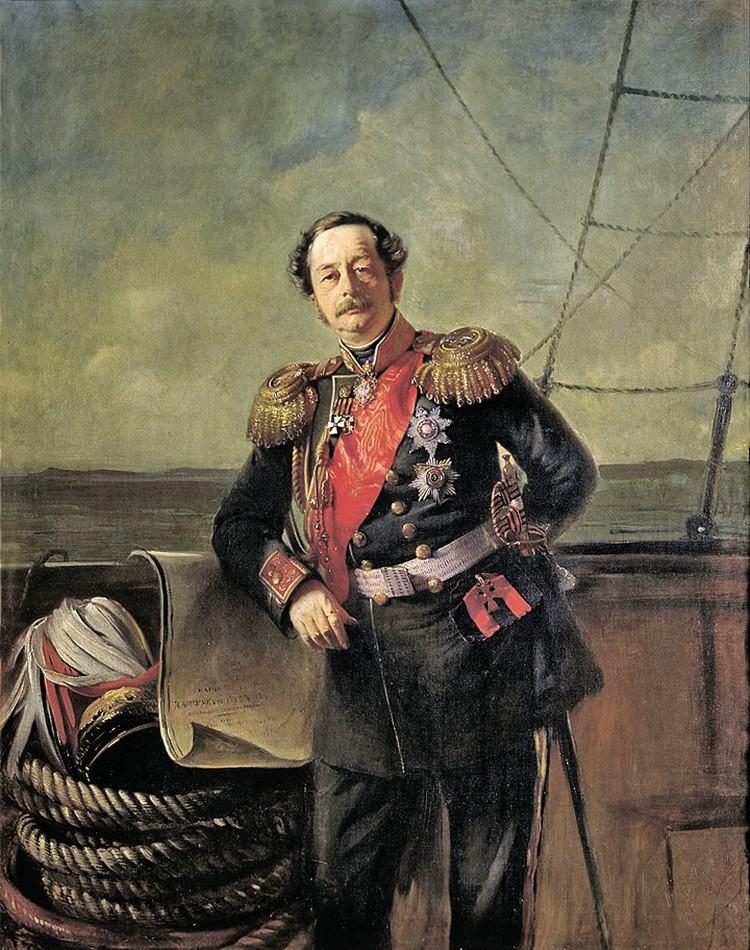 Генерал-губернатор Восточной Сибири Муравьев-Амурский считал, что России лучше сосредоточить силы на укреплении своего побережья Восточного (Тихого) океана.