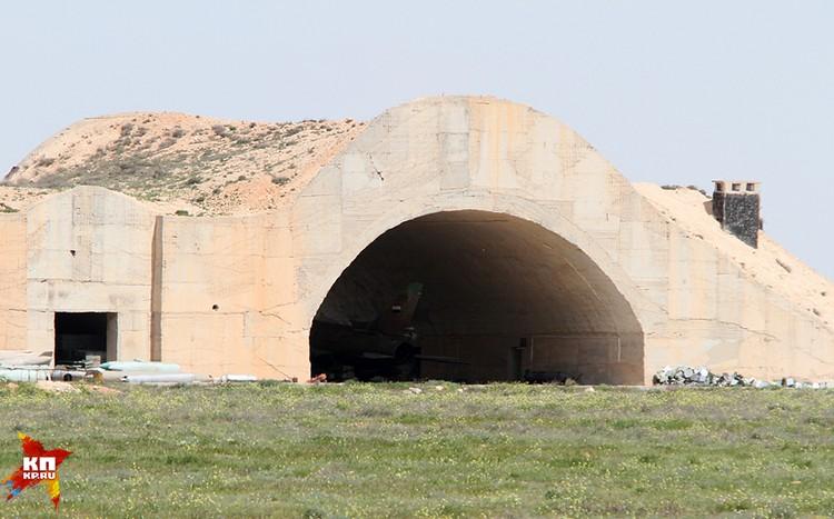 Спецкор «Комсомолки» на месте убедился, что американская ракетная атака не произвела большого впечатления на сирийцев