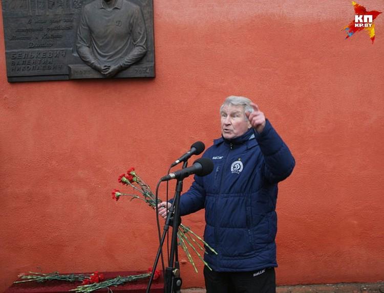Малофеев любит поэзию и часто декламирует стихи.