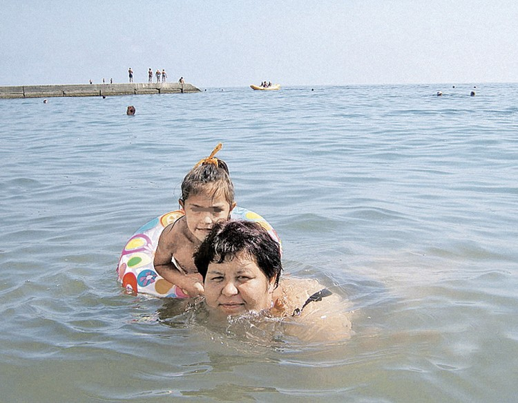 Наталья Калинина с дочкой может спокойно отправляться в отпуск - скоро новоселье.