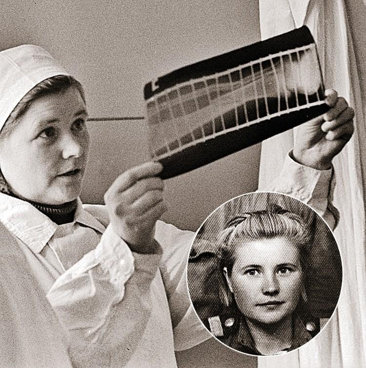 После войны Екатерина Илларионовна долгие годы работала врачом. Фото: Г. Щерабков/РИА Новости