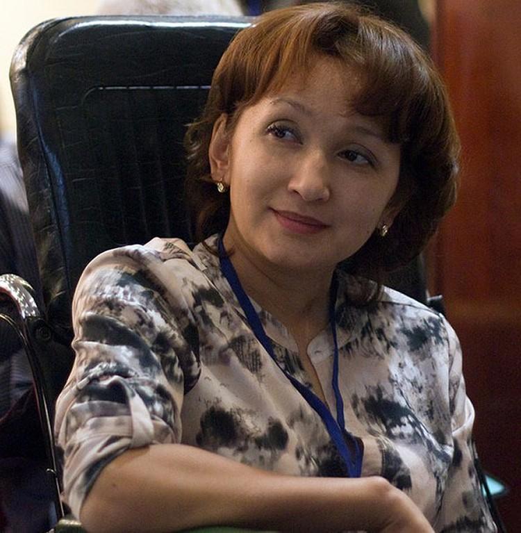 Айслу Асан, г. Караганда, контент-отдел, в проекте с ноября 2016 года