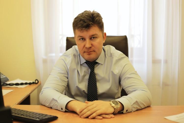 Мамонтов Вадим Владимирович генеральный директор Лодж-отеля «Байкальская резиденция».