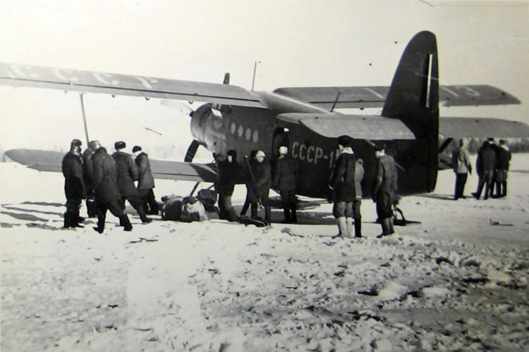 Поиски группы велись с помощью вертолетов и самолетов.