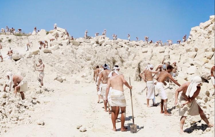 """Фото: кадр из документального фильма """"Херсонес Великий"""""""