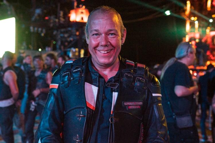 """Эндрю из Великобритании: """"Байк-шоу в Севастополе отличается от какого-либо фестиваля во всем мире – вот почему я здесь!"""""""
