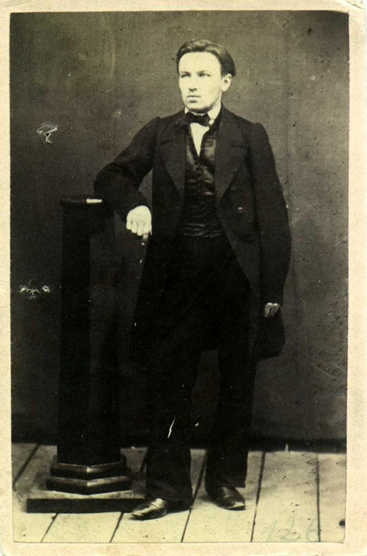 Это наименее известный портрет Калиновского. Фото: http://inbelhist.org/