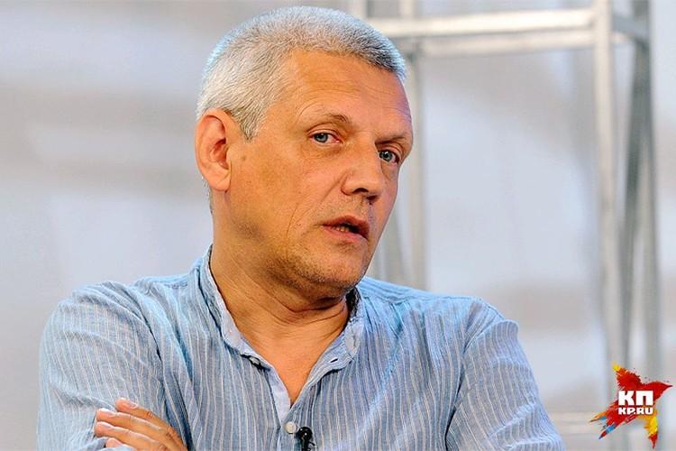 Экс-ведущий «Жди меня» Александр Галибин