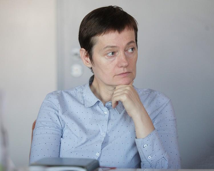 Директор офиса кадрового холдинга «Анкор» в Минске Нелли Михайловская