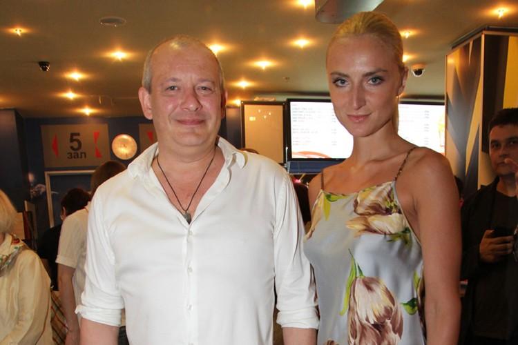 Дмитрий Марьянов и Ксения Брик