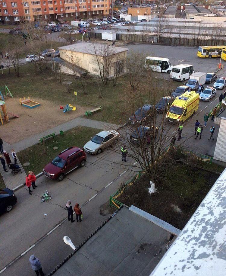 23 апреля в подмосковном городе Балашиха 6-летний Алеша Шимко погиб под колесами автомобиля - «Хэндэ Солярис» сбила его во дворе