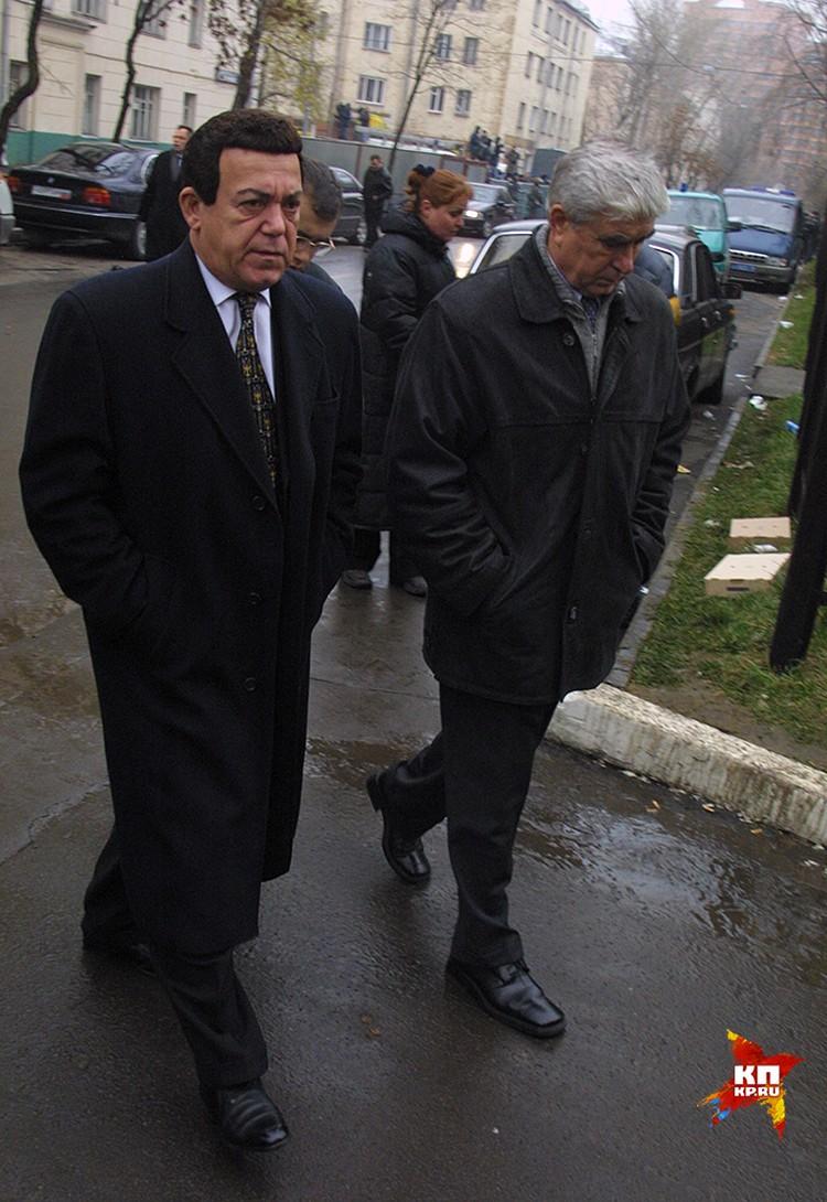 Великий певец и политик в октябре 2002-го четыре раза ходил на переговоры с захватчиками «Норд-Оста»